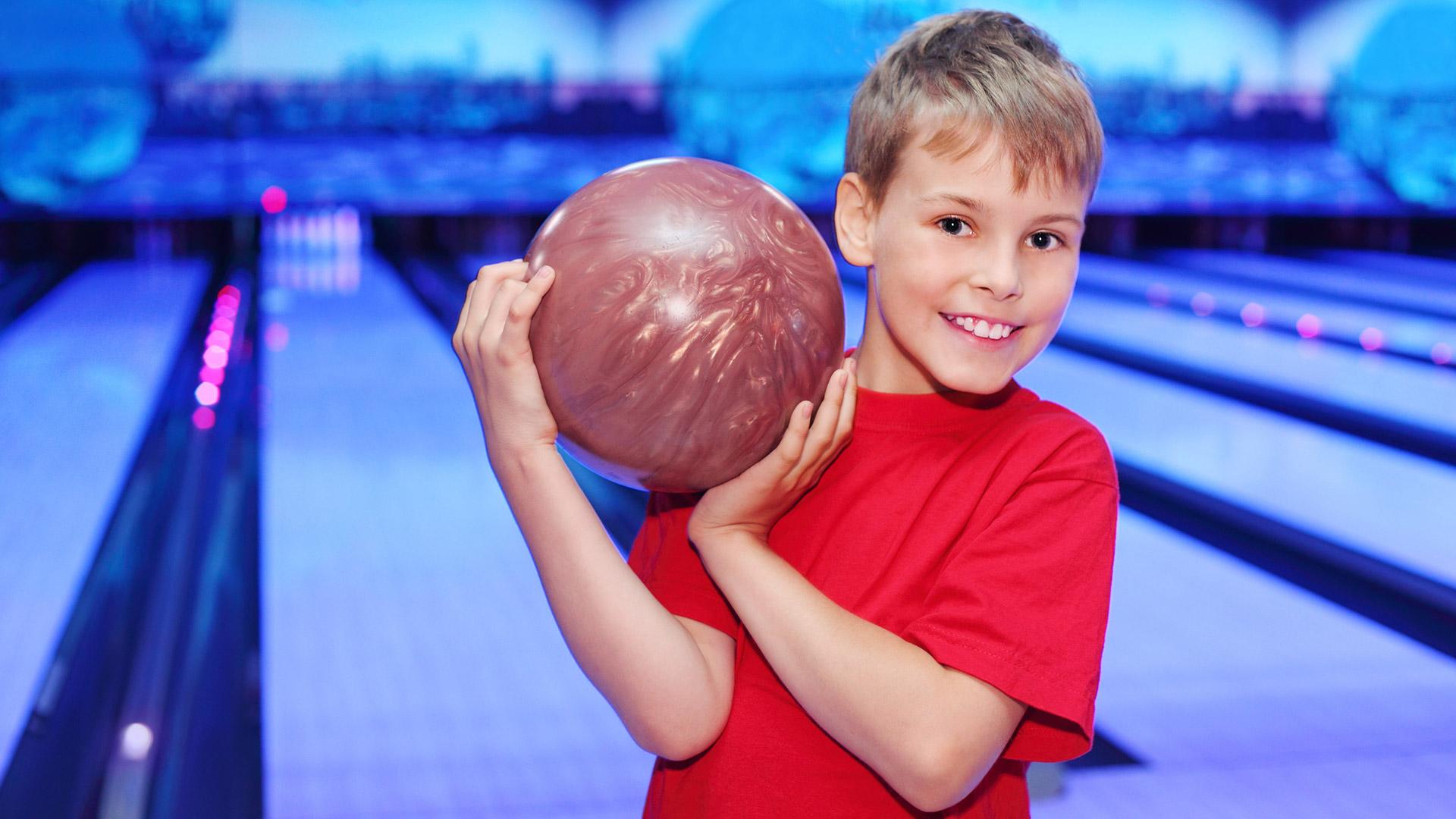 Kinderfeestje bowling