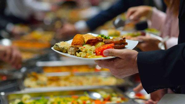 BBQ en buffetten